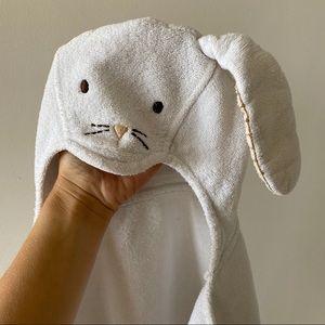 Pottery Barn Bunny Nursery Hooded Towel